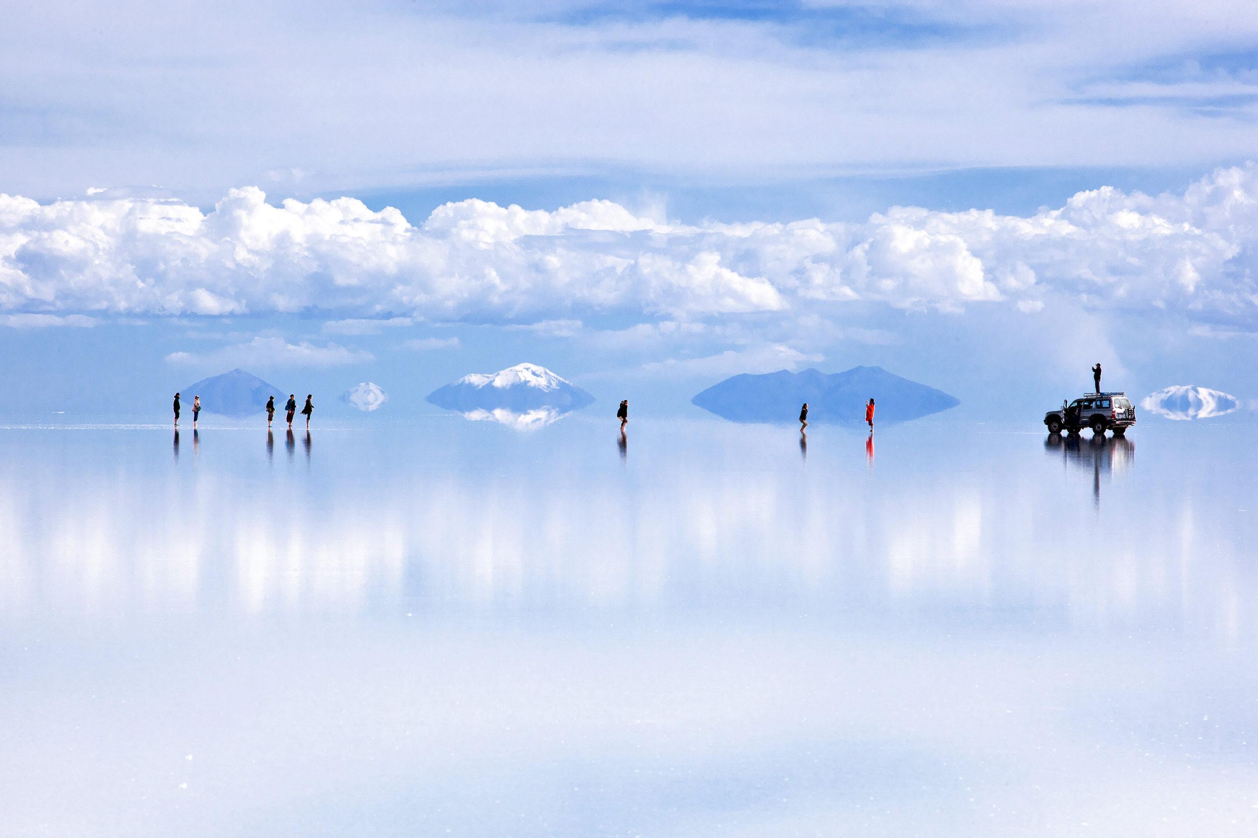 Salar de Uyuni - Nat Geo