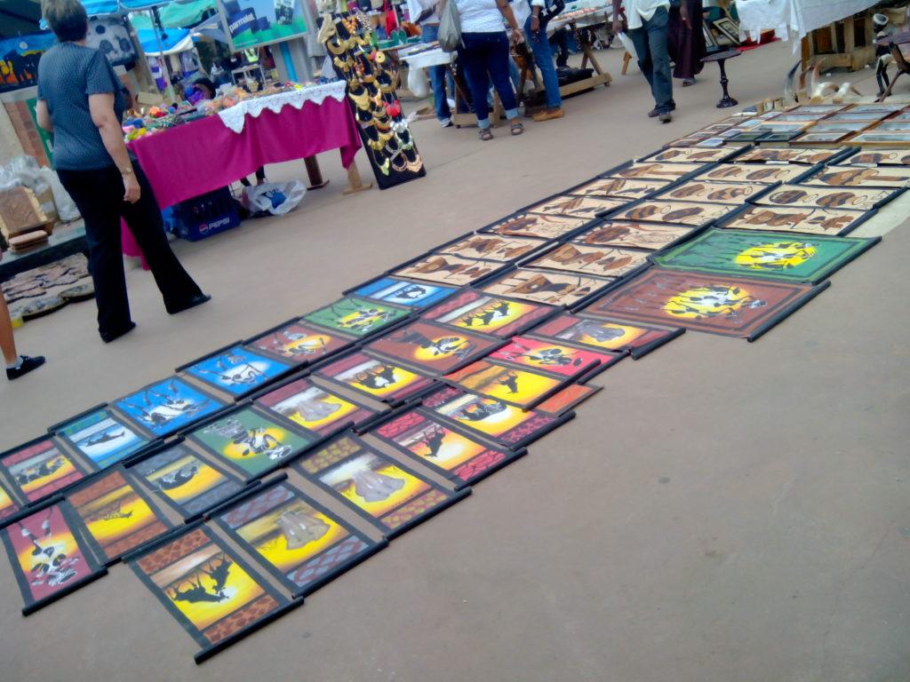 art exhibition zambia