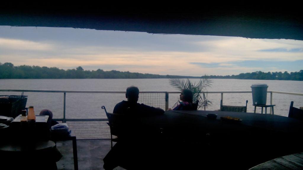 boat safari zambia