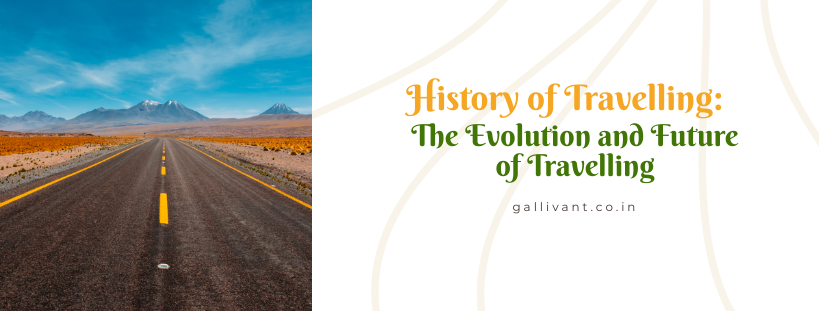 history of travelling