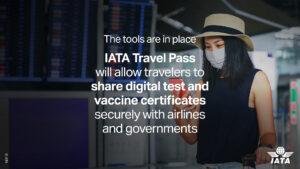IATA Travel Pass - Can This Replace Quarantine?