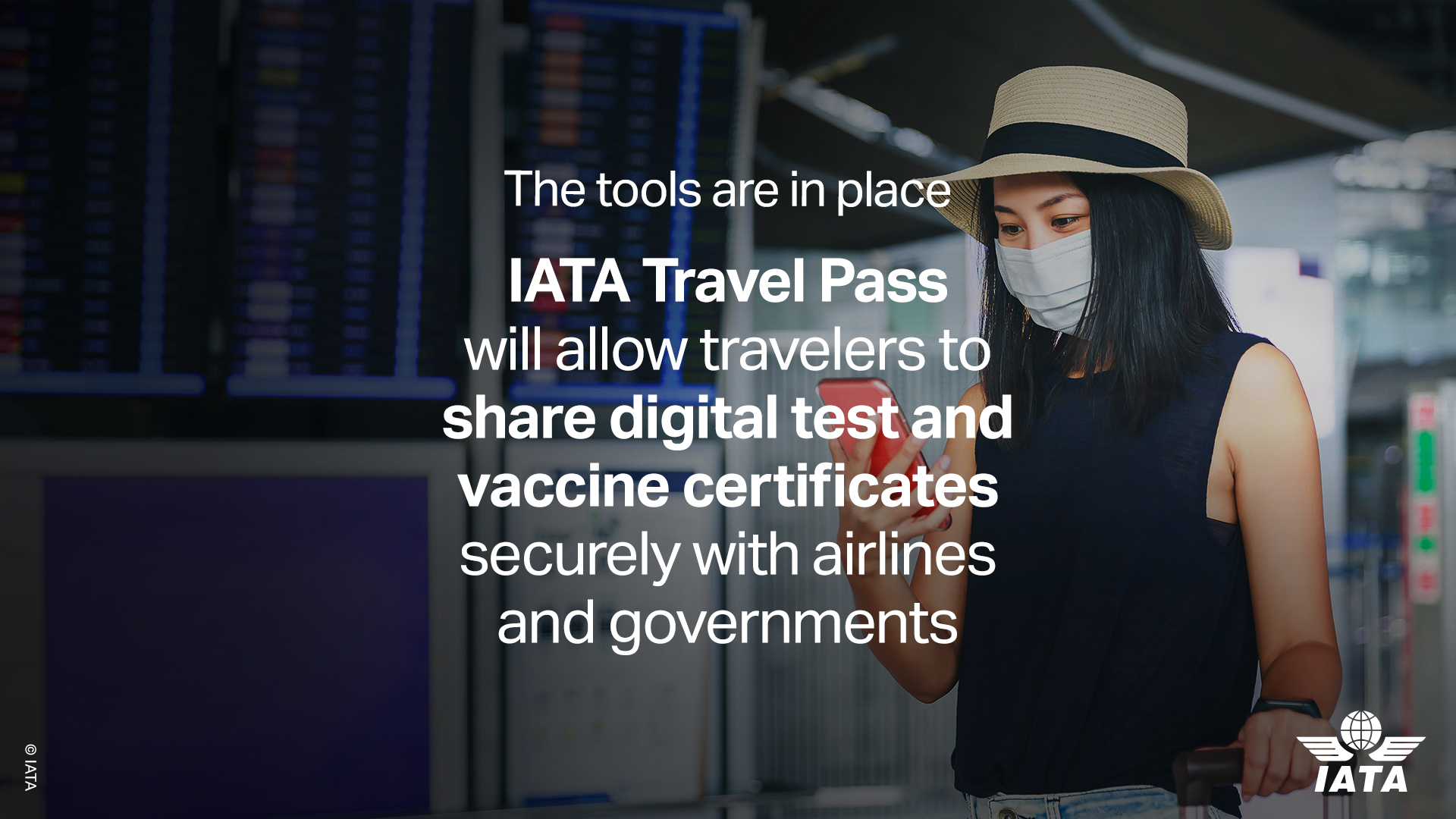 IATA Travel Pass - Can This Replace Quarantine?