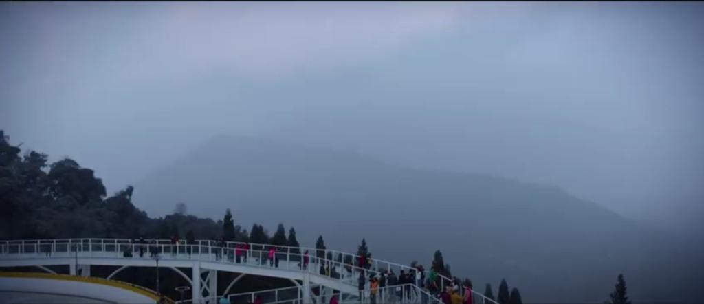 Skywalk in India, Pelling Skywalk is Worth Visiting!