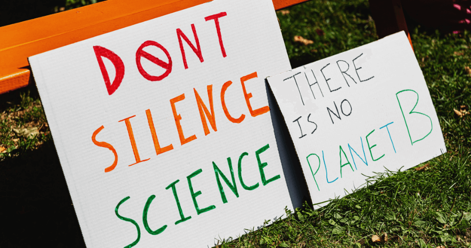 Why Our Evolution May Take Time to Understand Climate Change & Science