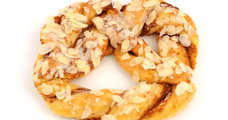 almond flour pretzels