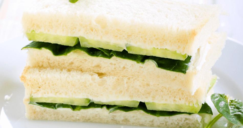 mint sandwiches - gallivant
