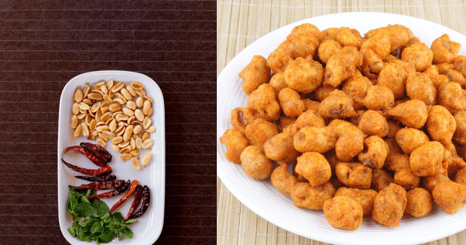 homemade road trip snacks spiced peanuts - gallivant