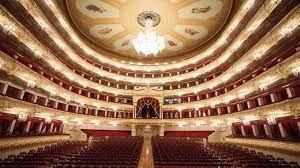 Bolshoi theater - gallivant