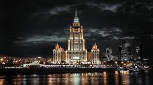 Moscow night life - gallivant.co.in
