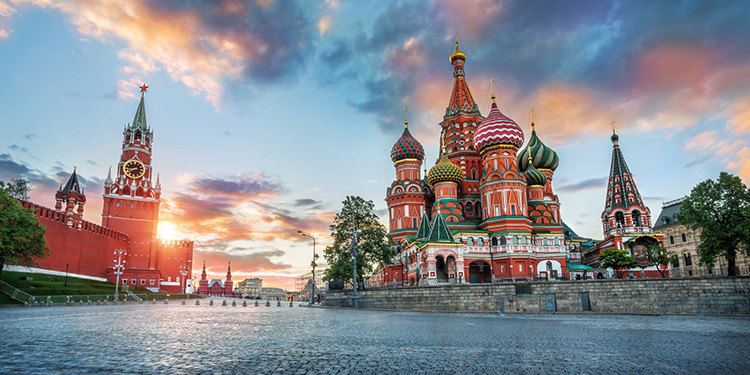 Moscow's Red Square - gallivant