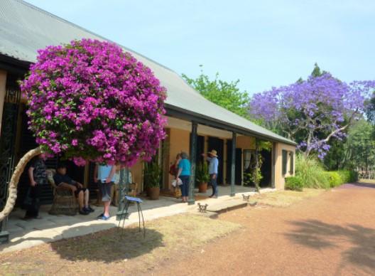 elizabeth farm australia