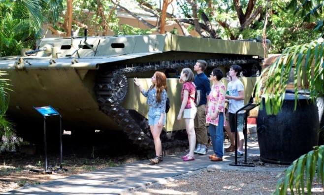 military museum in australia
