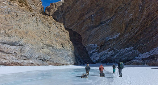 famous trekking places in india