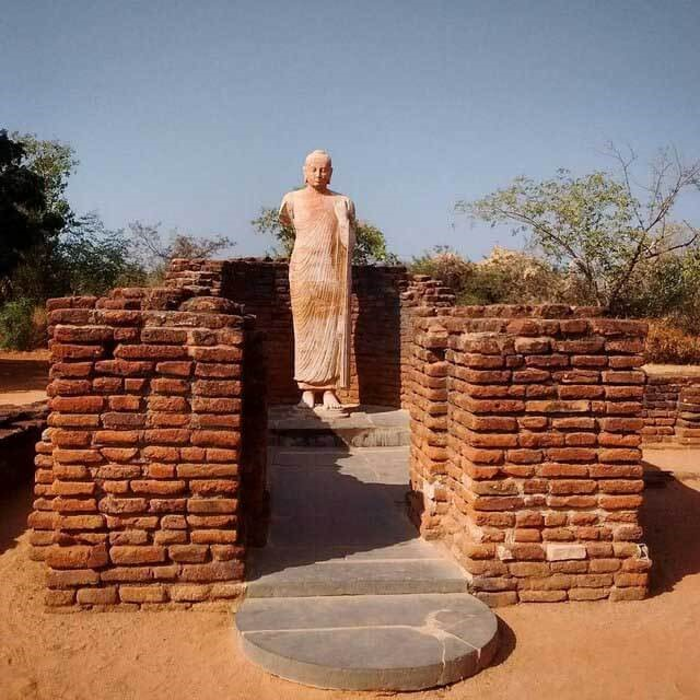 mysterious cities in india