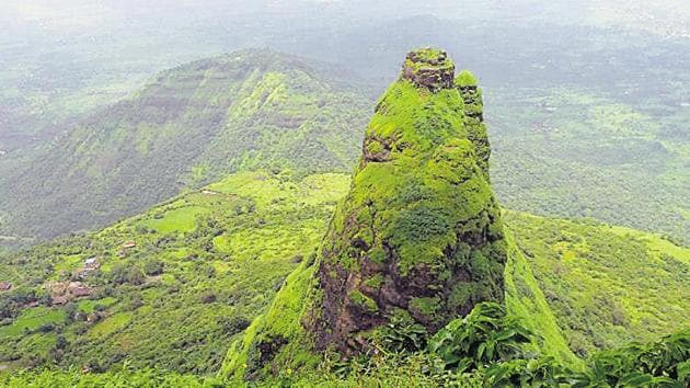 best places for trekking in maharashtra
